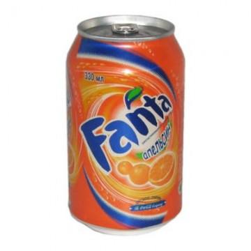 Портативная колонка банка Fanta в Одессе