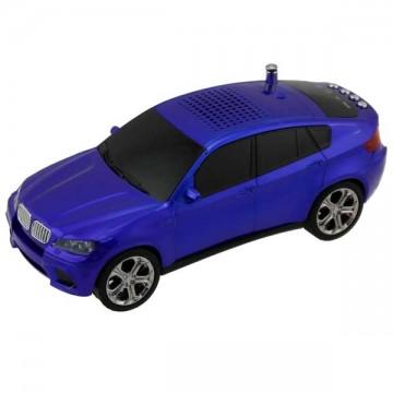 Портативная колонка BMW-X6 WS-688 blue в Одессе