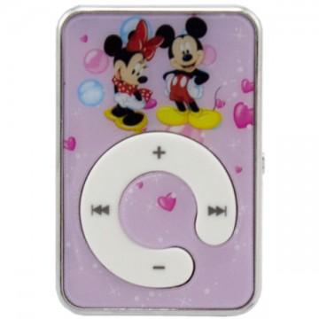 MP3 плеер Mickey Mouse Розовый в Одессе