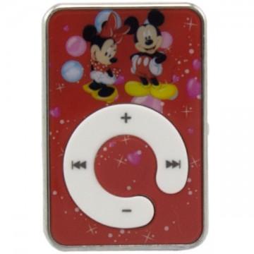 MP3 плеер Mickey Mouse Красный в Одессе