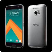 Чехол силиконовый Slim HTC One M10 прозрачный