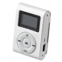 MP3 плеер iPod с дисплеем Серебристый