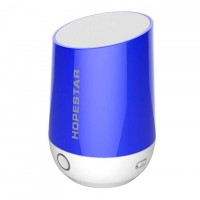 Портативная колонка Hopestar H22 синяя