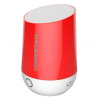 Портативная колонка Hopestar H22 красная