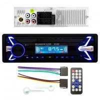 Магнитола SP-3250 ISO не съемная синяя USB Micro SD