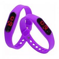 Часы наручные LED Watch 004 Mini фиолетовые