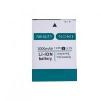 Аккумулятор NOMI NB 5011 для i5011 2000 mAh AAAA/Original тех.пакет