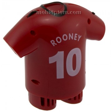 Портативная колонка Manchester United Mini V2 красная в Одессе