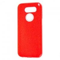 Чехол силиконовый Shine LG V30 H931 красный