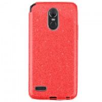 Чехол силиконовый Shine LG Stylo 3 LS777 красный