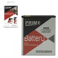 Аккумулятор Lenovo BL210 2000 mAh A606, S650, A766, S820 AAAA/Original Prime