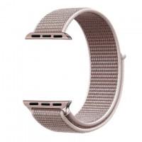 Ремешок Apple Watch Nylon Loop 38mm 12, rose pink