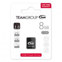 USB Флешка 8GB Team C12G черная