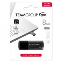USB Флешка 8GB Team C153 черная