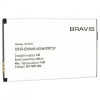 Аккумулятор Bravis Spark 3000 mAh AAAA/Original тех.пакет