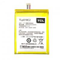 Аккумулятор Alcatel TLp018C2 1800 mAh Idol Ultra 6033X AAAA/Original тех.пакет