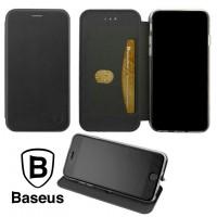 Чехол-книжка Baseus Premium Edge Meizu X8 черный
