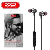 Bluetooth наушники с микрофоном XO BS5 серебристые