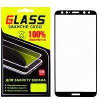 Защитное стекло Full Glue Huawei Mate 10 Lite black Glass