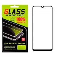 Защитное стекло Full Glue Samsung A50 2019 A505 black Glass