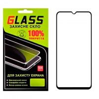 Защитное стекло Full Screen Samsung M10 2019 M105 black Glass