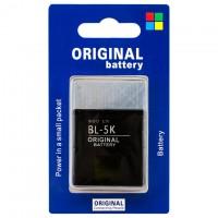 Аккумулятор Nokia BL-5K 1200 mAh AA/High Copy блистер