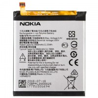 Аккумулятор Nokia HE345 3060 mAh Nokia 6.1 AAAA/Original тех.пак