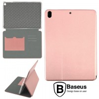 Чехол-книжка Baseus Premium Edge Apple iPad mini 2019 розово-золотистый