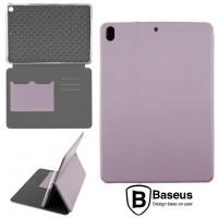 Чехол-книжка Baseus Premium Edge Apple iPad mini 2019 серый