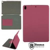 Чехол-книжка Baseus Premium Edge Apple iPad mini 2019 бордовый