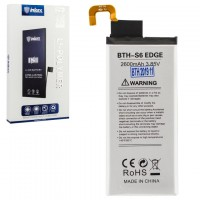 Аккумулятор inkax Samsung 2600 mAh S6 Edge G925 AAAA