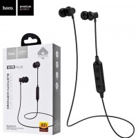 Bluetooth наушники с микрофоном Hoco ES13 Plus черные