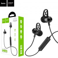 Bluetooth наушники с микрофоном Hoco ES14 Plus черные