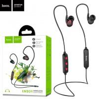 Bluetooth наушники с микрофоном Hoco ES19 черные