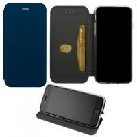 Чехол-книжка Elite Case Samsung Note 10 Lite N770 темно-синий