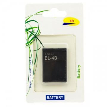 Аккумулятор Nokia BL-4B 700 mAh 2630, 2660, 2760 A класс в Одессе