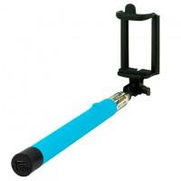 Монопод селфи палка Z07-5F Bluetooth голубой