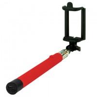 Монопод селфи палка Z07-5F Bluetooth красный