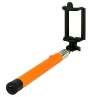 Монопод селфи палка Z07-5F Bluetooth оранжевый