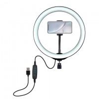 Кольцевая лампа M-33 32см (с держателем/без подставки)