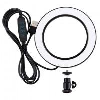 Кольцевая лампа LiveStream 16см (без держателя/без подставки)