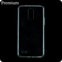 Чехол силиконовый Premium LG Stylus 3 M400DY прозрачный