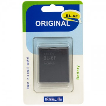 Аккумулятор Nokia BL-6F 1200 mAh N95, N78, N79 A класс в Одессе