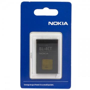 Аккумулятор Nokia BL-4CT 860 mAh 2720, 5310, 6700 AAA класс блистер в Одессе