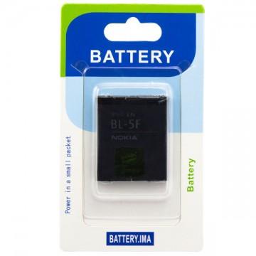 Аккумулятор Nokia BL-5F 950 mAh 6210, 6260, 6290 A класс  в Одессе