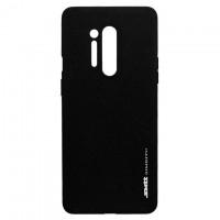Чехол силиконовый SMTT OnePlus 8 Pro черный