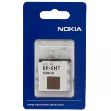 Аккумулятор Nokia BP-6MT 1050 mAh 6720, 6750, E51 AAA класс блистер в Одессе