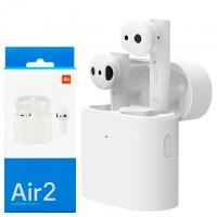 Bluetooth наушники с микрофоном Xiaomi Air 2 TWS белые