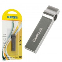 USB Bluetooth Dongle BT580A Имитация флешки серебристый