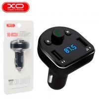 FM модулятор XO BCC01 черный
